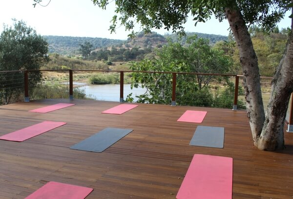 Yoga retreats at Figs on the Funcho